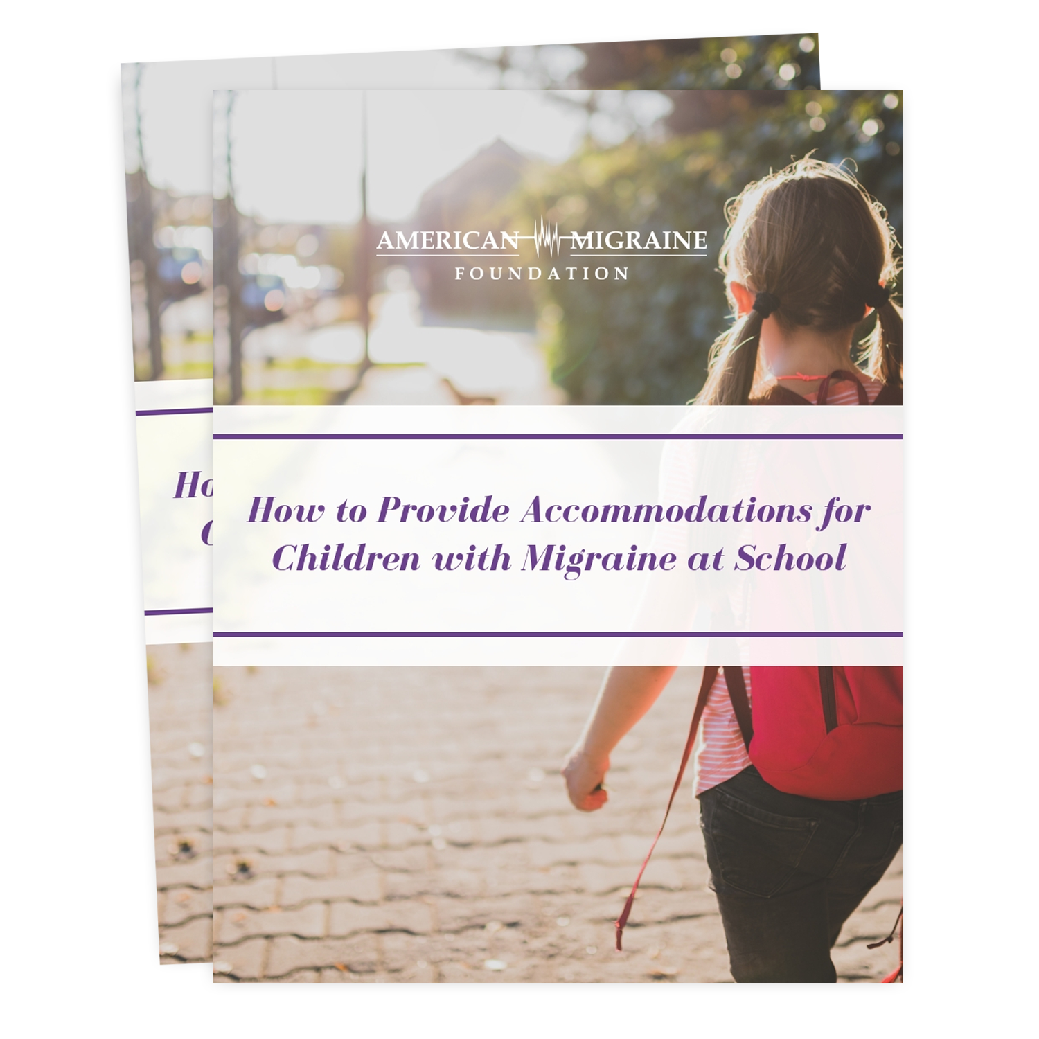 AMF How to Provide Accommodations for Children with Migraine