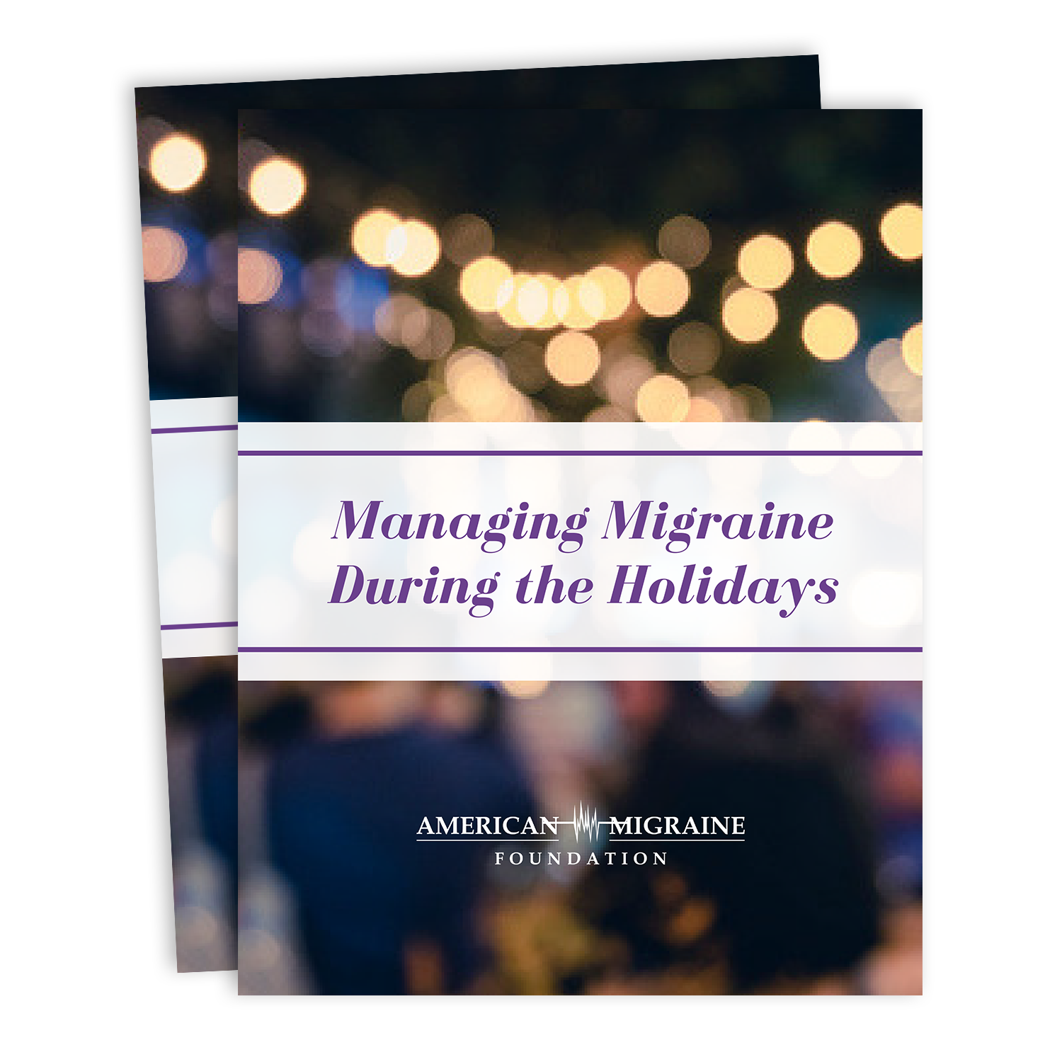 Managing Migraine During the Holidays